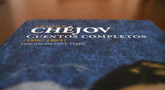 Cuentos completos de Chèjov