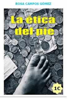 Portada del relato La ética del pie.
