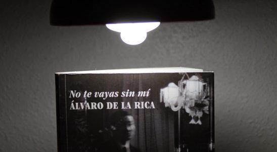 Portada del libro de Álvaro de la Rica.