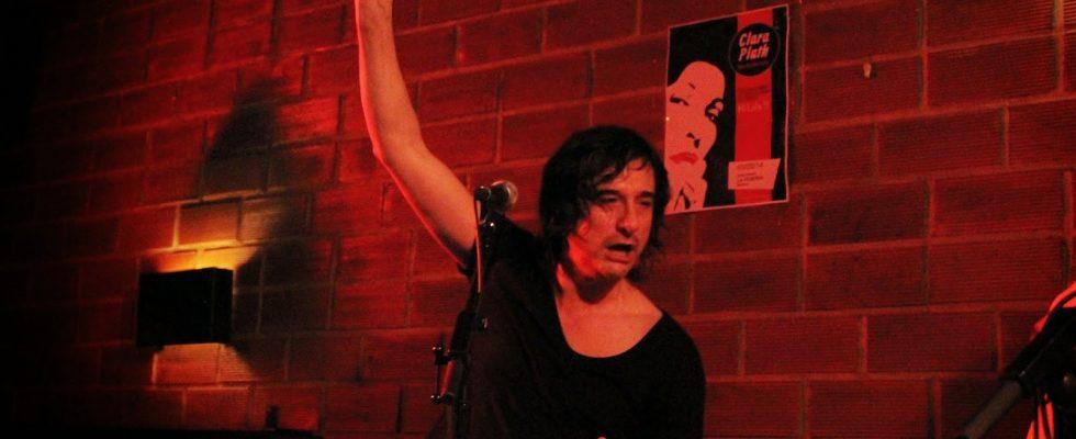Carlos Ann en Murcia.