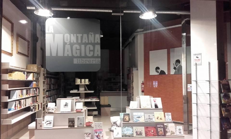 Librería cartagenera La Montaña Mágica,