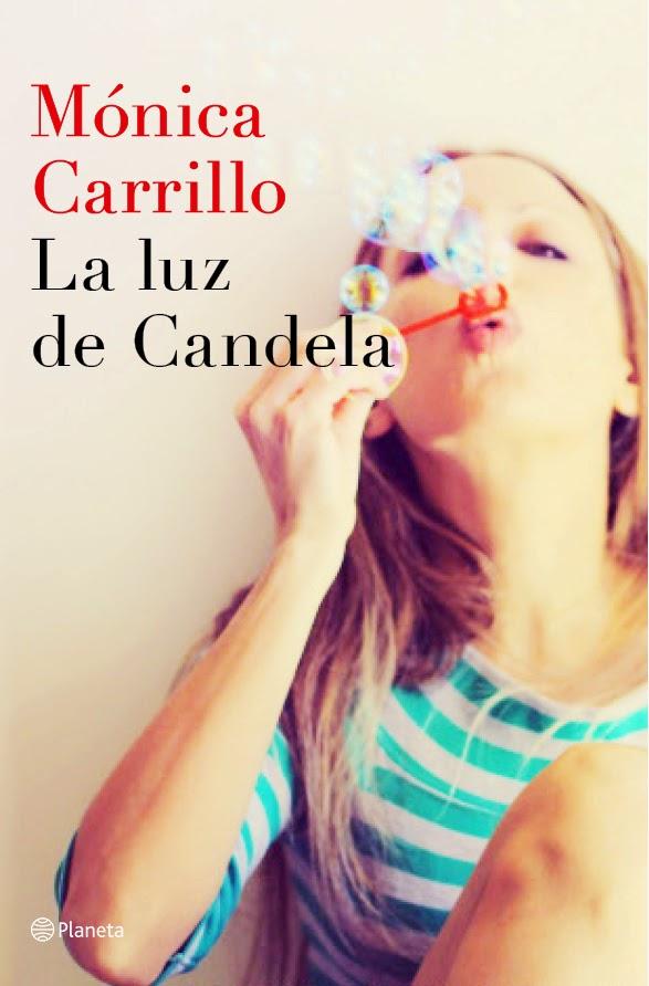 Portada del libro de Mónica Carrrillo
