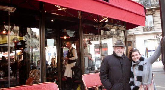 José María Álvarez y Noelia Illán ante el Danton Café