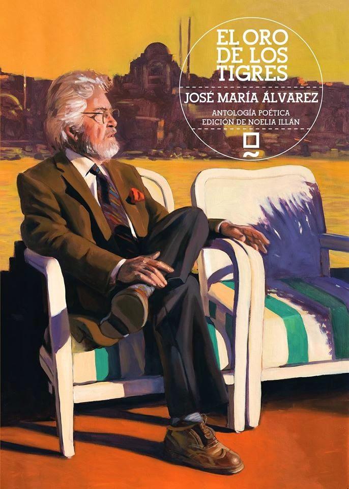 La cubierta es una obra de Ángel Mateo Charris
