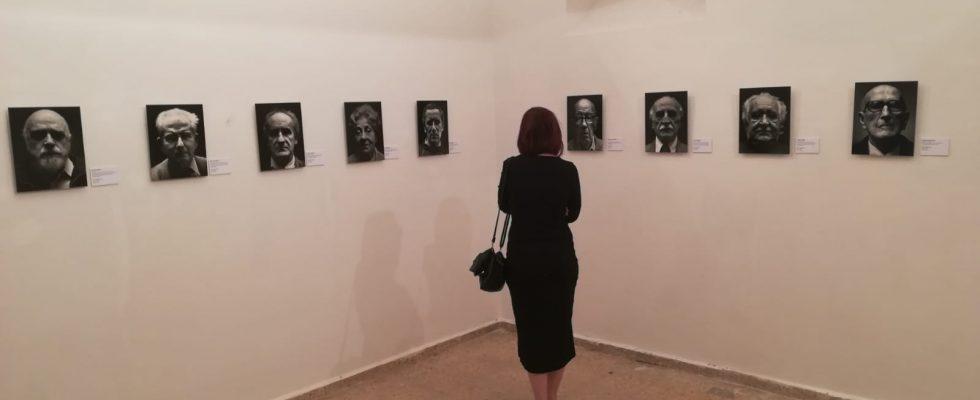 Exposición de Alberto Schommer en La Cárcel de Segovia.