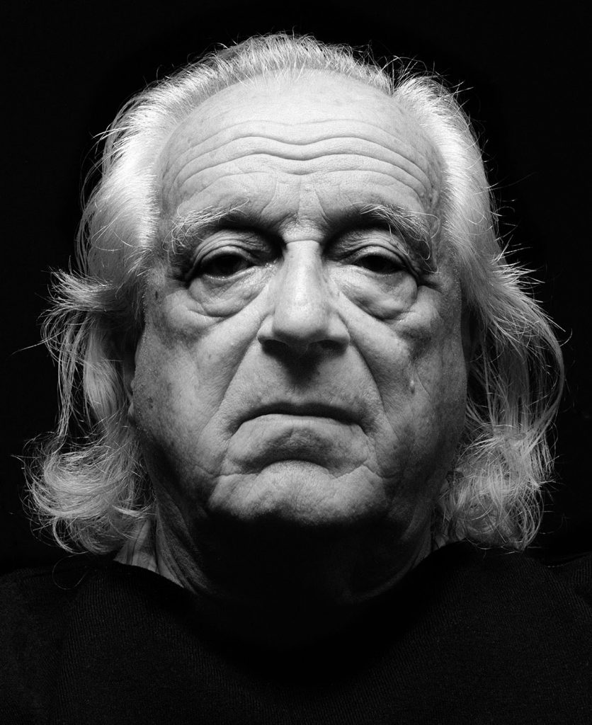 Rafael Alberti, serie Máscaras. Alberto Schommer.