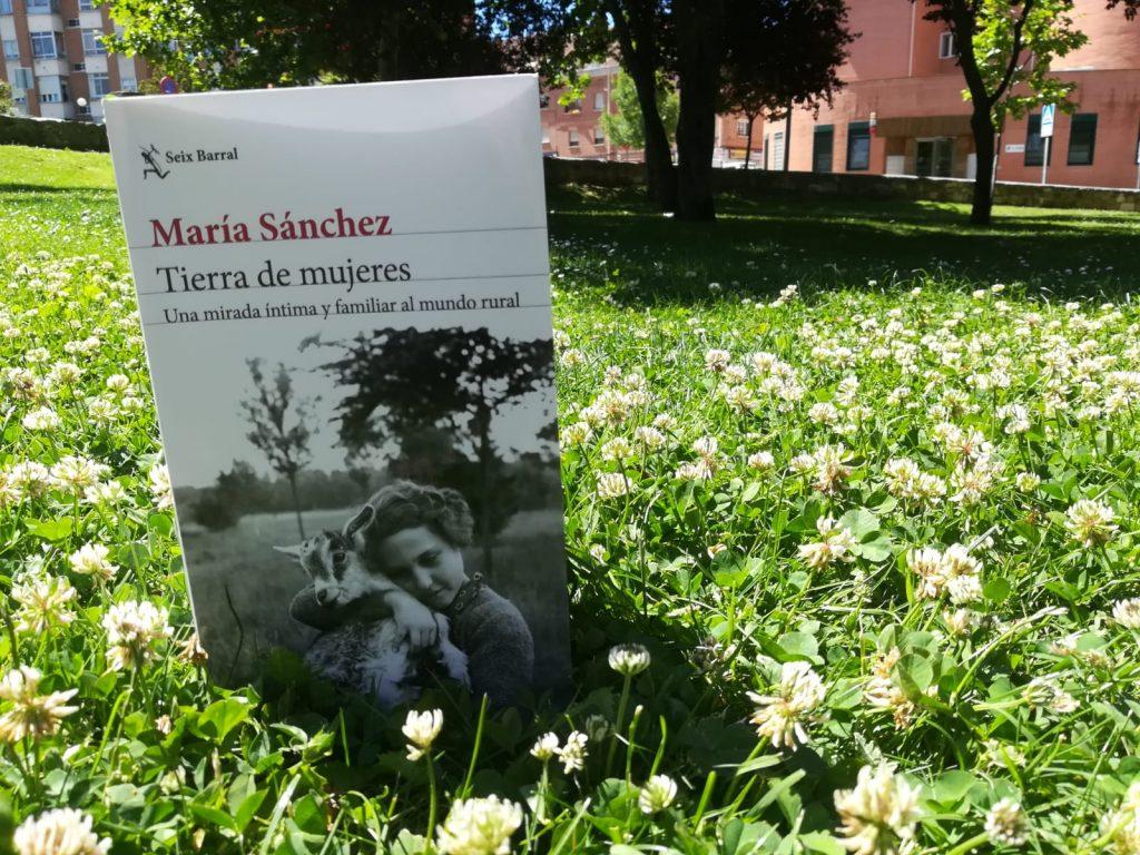 Tierra de mujeres, de María Sánchez.
