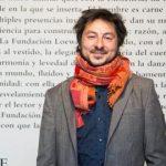 Antonio Lucas. Foto de la Fundación Loewe.