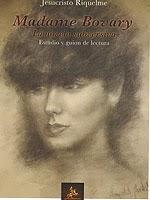 Cubierta del libro sobre Madame Bovary.