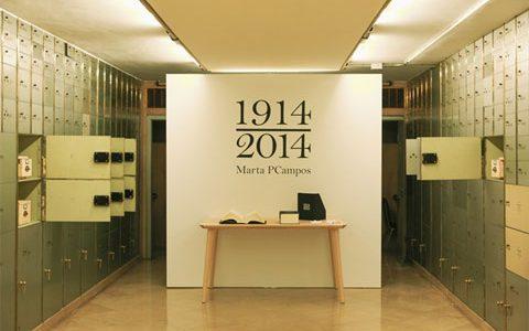 1914-2014, de Marta PCampos