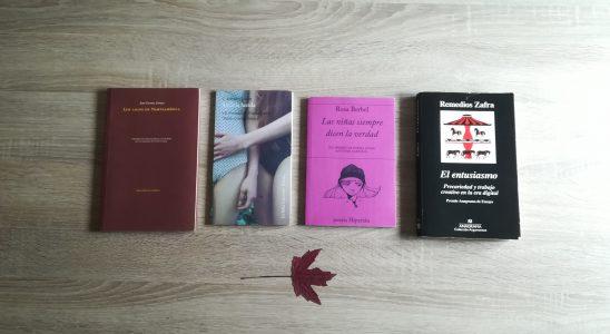 La llaga en cuatro libros.