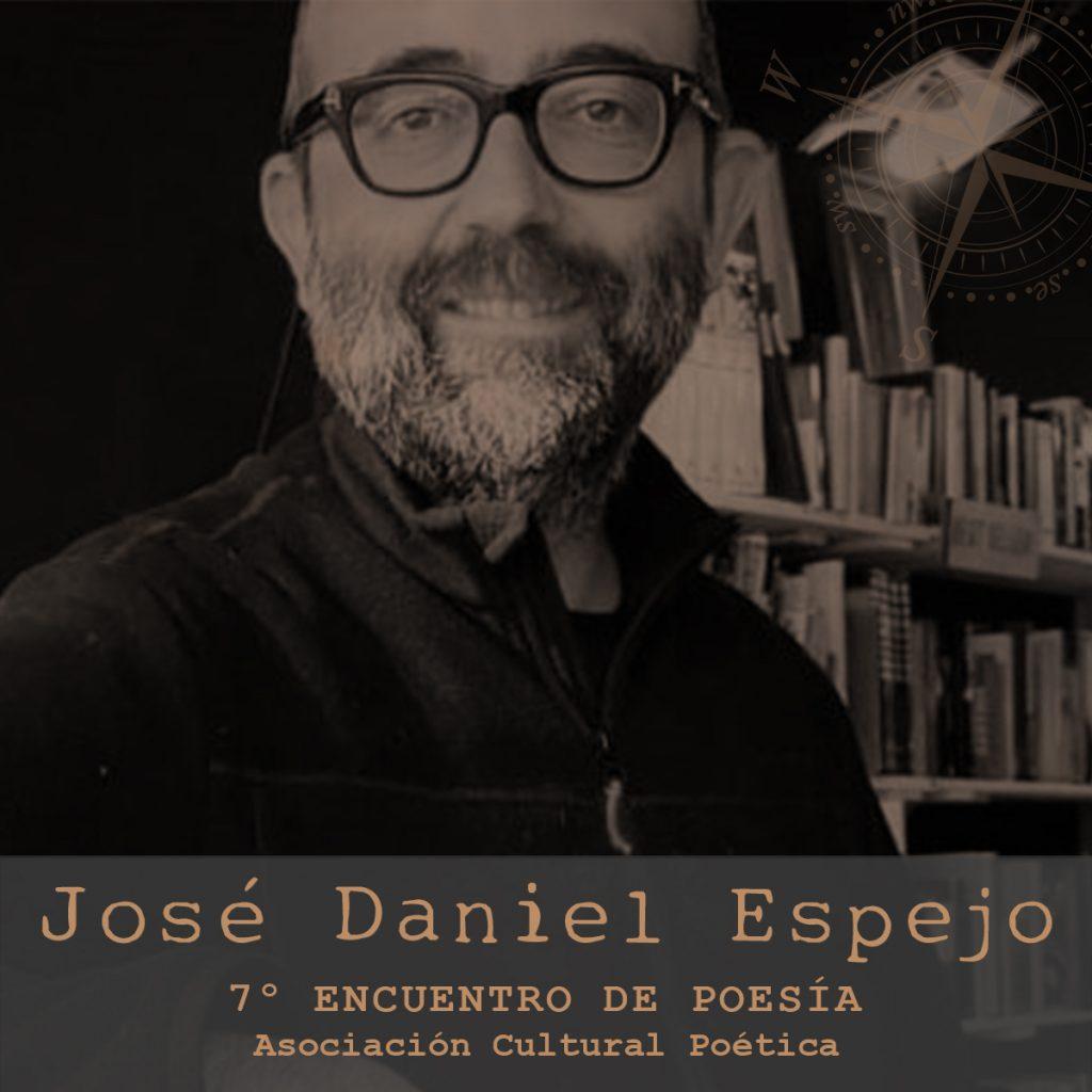José Daniel Espejo en Puente Genil.