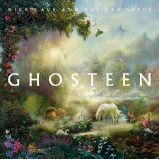 Portada de Ghostheen, de Nick Cave.