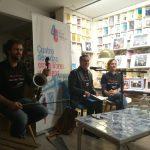 Juan Cobos Wilkins presenta Matar Poetas.
