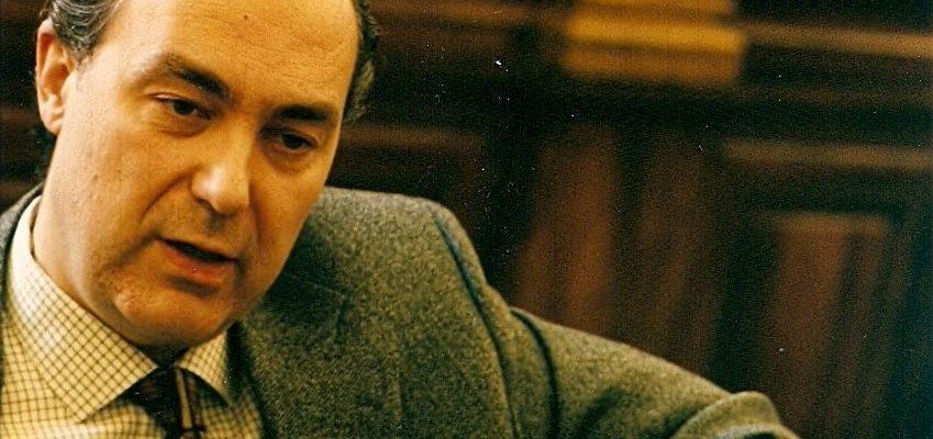 Luis Alberto de cuenca, foto de Arcenillas