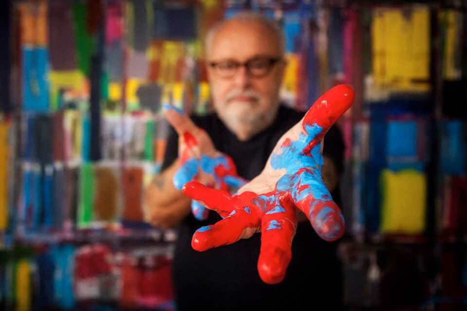 Antonio Martínez Mengual. Fotografía de José Carlos Nievas.