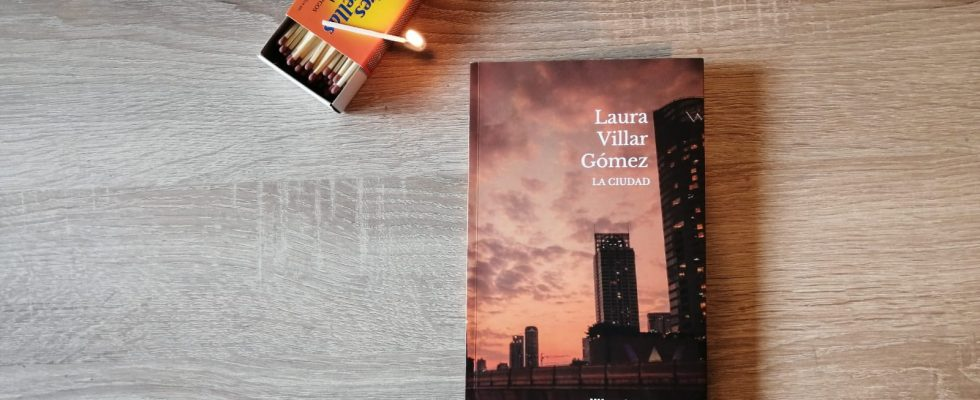 La ciudad, de Laura Villar