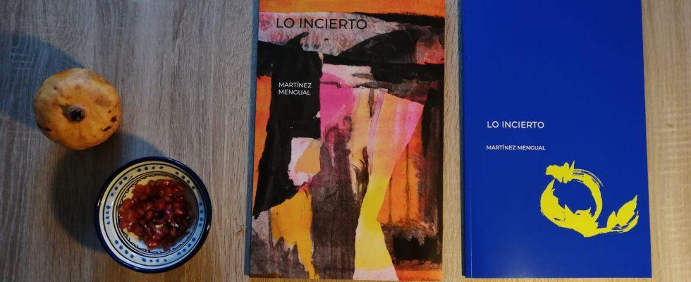 Catálogo Lo Incierto, de Martínez Mengual.