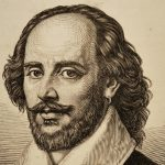 Cuatro poemas de William Shakespeare.